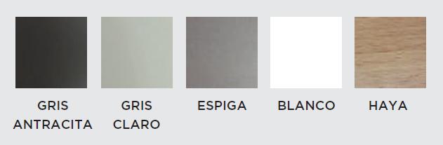 Bodelec armazones hidrófugos y de color