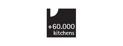 bodelec más de 60.000 cocinas entregadas
