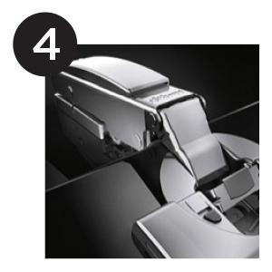visagra clip top bluemotion bodelec