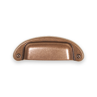 tirador bodelec mg-8 cobre antiguo